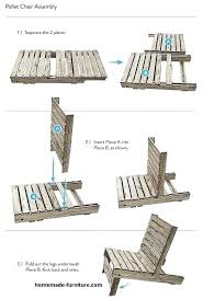 pallets furniture plans pallet patio