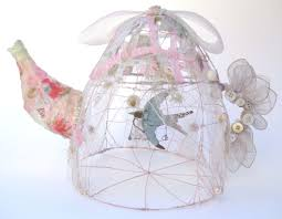 Priscilla Edwards – priscilla@priscillaedwards.co.uk | Tea pots, Textile  artists, Tea art