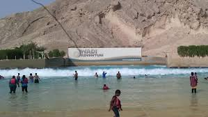 Wadi Adventure Al Ain