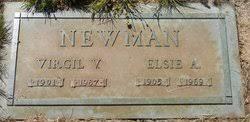 Elsie Adeline Phillips Newman (1905-1969) - Find A Grave Memorial