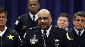 Police Superintendent Eddie Johnson says he's 'toying with ...