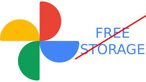google photos will provide no more unlimited free space