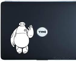 Computer Sticker Baymax Big Hero