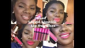 caked makeup matte liquid lipstick lip