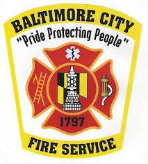 Baltimore City 4 Vinyl Decal Eagle Emblems Graphics