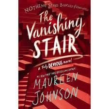 The Vanishing Stair - (Truly Devious) By Maureen Johnson ...