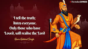 happy guru gobind singh jayanti birthday wishes quotes
