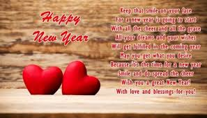 happy new year quotes for girlfriend by her lover
