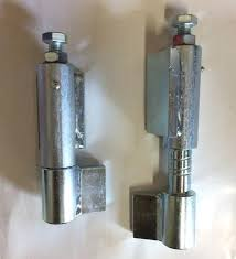 Adjustable Hinge For Heavy Duty Gates Fence Hinges Chain Link Gate Bisagras Inventos Comedores