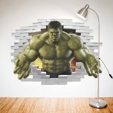 Decals Stickers Vinyl Art Home Garden Door Or Window Decal Large Wall Fist Hulk Adrp Fournitures Fr