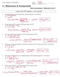 chemistry problems the best essay
