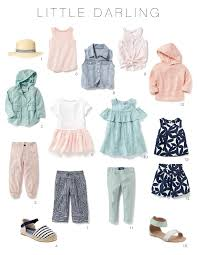 Adorable, Affordable Toddler Wardrobes: Spring Edition
