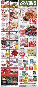 Vons Weekly Ad & Flyer December 18 to ...