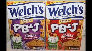 pb j snacks concord g strawberry