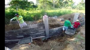 Villa Feliz Episode 170 Let S Build A Fence House Building In The Philippines Youtube