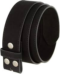 casual suede leather belt strap for men
