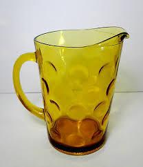 hazel atlas el dorado dot 64 oz pitcher