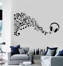 Music Note Vinyl Wall Decals Hobby Lobby Australia Canada Art Lyric Quotes Vamosrayos