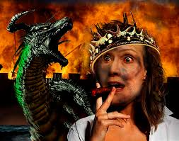The Madness of Queen Hillary - Green Party of Florida