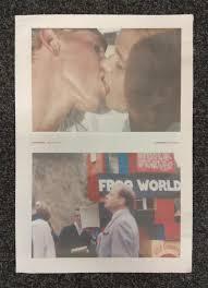 Aaron Rose, Free World: A Paperback Postscript - Aaro Rose ...