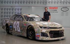 Jimmie Johnson to honor fallen soldier during NASCAR race in ...