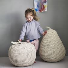 Playing With Poufs Handmade Charlotte