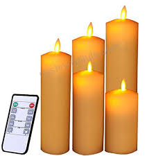 smtyle led flameless candles for