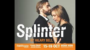 Splinter by Hilary Bell - YouTube