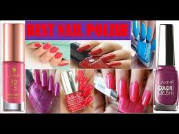 best gel nail polish brands in india