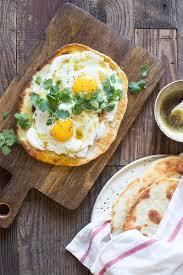 yogurt eggs and curry brown er