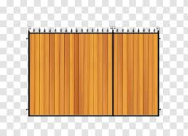 Picket Fence Wood Stain Varnish Rectangle Wrought Iron Gate Transparent Png