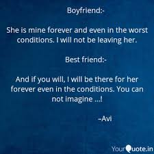 boyfriend she quotes writings by word of avi yourquote