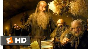 The Hobbit: An Unexpected Journey - What Bilbo Baggins Hates Scene ...