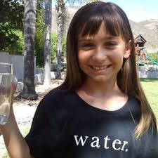 Help Abigail end the water crisis | charity: water