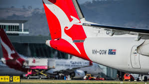 Qantas, Virgin flight is cancelled ...