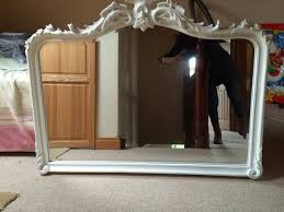 laura ashley overmantle patricia mirror
