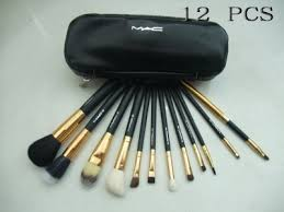 mac makeup 12 pcs brush set