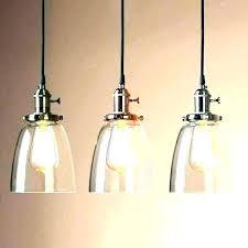 bowl lamp glass hanging light shades