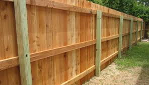 Treated Pine Posts 3 Rail All Cedar Wood Privacy Fence Diy Privacy Fence Building A Fence