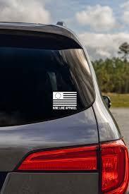 Patriotic Decals Betsy Ross Nine Line Apparel