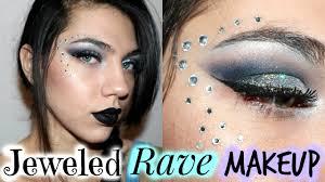 rave eye makeup tutorial saubhaya makeup