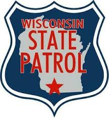 Wisconsin State Patrol Reflective Vinyl Decal Car Sticker Sheriff Trooper Wi Leo Ebay