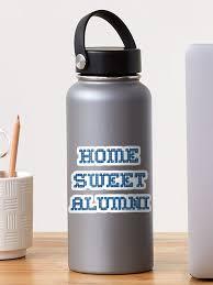 Villanova University Alumni Hall Sticker By Mlinden Redbubble