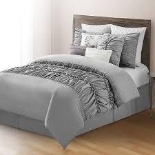 10 piece comforter set bed in a bag