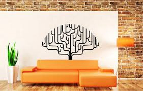 Beautiful Large Size Family Tree Vinyl Decal Frames Sold Separately Azvinylworks