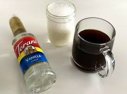 copycat starbucks blonde vanilla latte