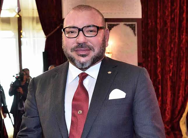 Image result for king mohammed of morocco images""