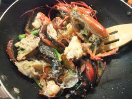 Cantonese-Style Lobster E-Fu Noodles ...