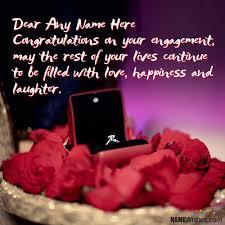 unique engagement wishes couple s