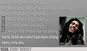 bob marley quotes for fun only